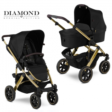 Коляска 2 в 1 FD-Design Salsa 4 AIR Diamond Champagne