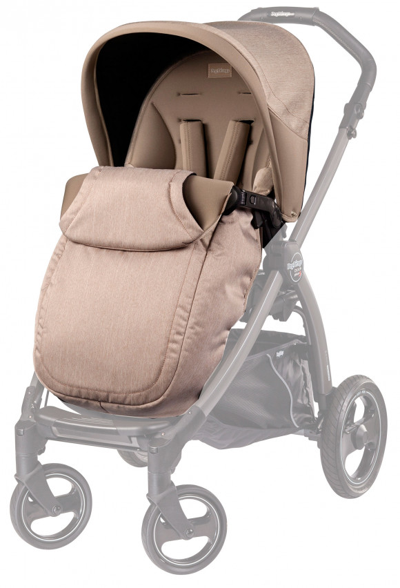 Прогулочный блок Peg Perego Seggiolino Pop-Up - Cream