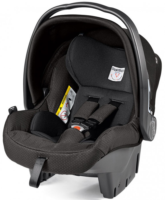 Автокресло Peg Perego Primo Viaggio SL - Bloom Black